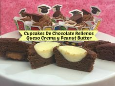 Cupcakes De Chocolate Rellenos De 2 Formas!