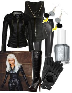 """Storm (X-Men)"" by mollylsanders on Polyvore"