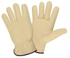 Cordova 82303 Top Grain Cowhide Driver Gloves Small *** Details can be found by clicking on the image.