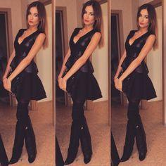 trotsko_masha's Instagram posts   Pinsta.me - Instagram Online Viewer Masha Trotsko, Photo And Video, Formal Dresses, My Style, Instagram Posts, Black, Women, Girls, Fashion