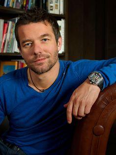 Rally driver Sébastien Loeb, Richard Mille's latest celebrity endorser.