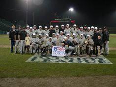Congratulations to Army Baseball - 2013 Patriot League Champions!!