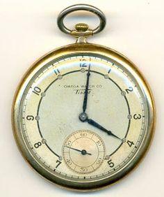 50a73770a56 Relógio de bolso e caneta