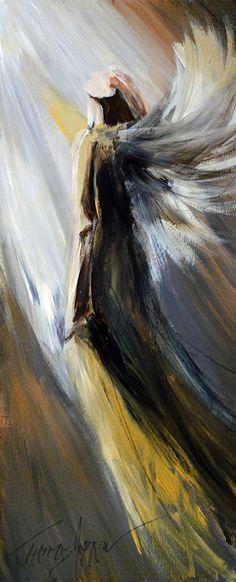 Risultati immagini per angels paintings