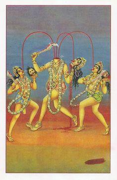 Kali power.