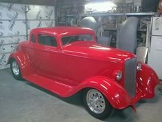 33 Plymouth ,full paint