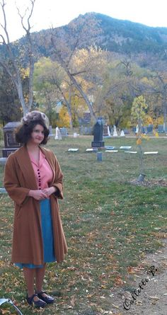 Meet the Spirits at Columbia Cemetery in Boulder, Colorado
