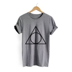 Heather Grey Geometric Print T-shirt ($7.99) ❤ liked on Polyvore featuring tops, t-shirts, geometric top, geo tee, geometric tee, geometric print top and geometric t shirt
