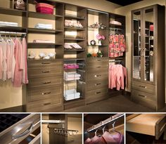 BLiSS closet organizer by Home Solutions