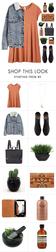 """they hide the saddest view"" by karm-a ❤ liked on Polyvore featuring RVCA, Kate Sheridan, Lux-Art Silks, Valentino, Cole Haan, philosophy, Fresco Towels and Aesop"