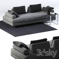 Modular sofa Dema Fly 2