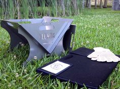 Plumos flat pack fire pit
