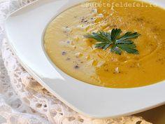 supa crema de naut 015 Thai Red Curry, Yummy Food, Vegan, Ethnic Recipes, Soups, Cream, Delicious Food, Soup, Vegans