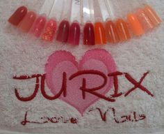 Original Odyssey Nail Systems Coloured Acrylics available at Jurix