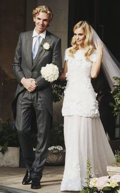 The Wedding of Poppy Delevingne & James Cook :: This Is Glamorous