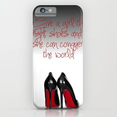Louboutin+iPhone+&+iPod+Case+by+Lilacattack+-+$35.00