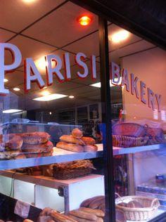 Try the lard bread.