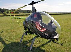 Ch7 kompress ultra light helicopter