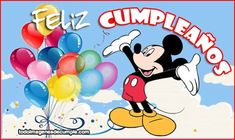 This domain may be for sale! Happy Birthday Quotes, Birthday Wishes, Birthday Cards, Birthday Stuff, Girly M, Class Decoration, Disney Theme, Smurfs, Minnie Mouse