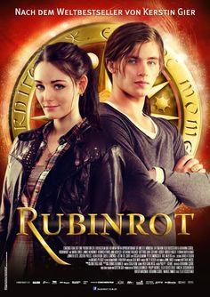 Rubinrot / Ruby-Red {Great Film Based on novel by Kerstin Gier}