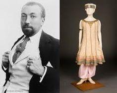 #Clothing #Paul Poiret người đầu tiên làm quần phụ nữ