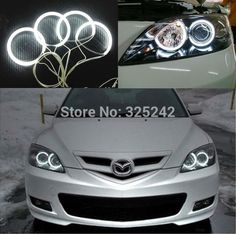 For Mazda 3 First generation 2002-2007 Excellent Angel Eyes kit NEW Ultra bright headlight illumination CCFL Angel Eyes kit ccfl - http://www.aliexpress.com/item/For-Mazda-3-First-generation-2002-2007-Excellent-Angel-Eyes-kit-NEW-Ultra-bright-headlight-illumination-CCFL-Angel-Eyes-kit-ccfl/2007059670.html