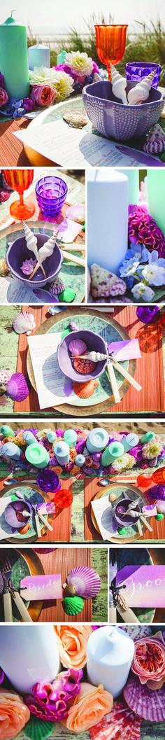 Styled Shoot – The beach festival