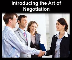 In this free online course, Stan Christensen, co-founder of Arbor Advisors, discusses the art of negotiation and the skills and techniques required to be persuasive in a positive manner. This free negotiating course will be of interest to all professionals in many varied sectors such as business, entrepreneurship, human resources and management who are looking for guidance on the art and practise of successful negotiation. #freelearning #ALISON #Negotiation