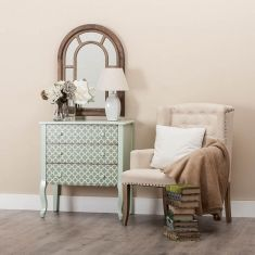 Commodes Style Vintage : Collection ROMANTICA Vert