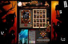 Webdesign Halloween ♠ Age of Magic