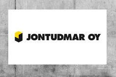 Logosuunnittelu Ilkka Janatuinen - Jontudmar Oy  #logosuunnittelu #yritysilme #logo #design