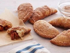 Fried Apple Pies Recipe : Bobby Flay : Food Network