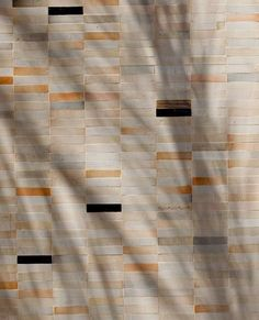 bricks finishes/ texture