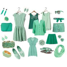 My spring color, created by aubrey-23.polyvore.com
