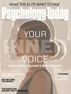 Psychology Today magazine is the only magazine devoted to exploring human behavior. Psychology Today takes information from the latest research in the field of Anti Intellectualism, French Kids, Emotional Stress, Passive Aggressive, Self Talk, Psychology Today, Willpower, Adolescence, Trust Yourself