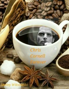 Chris Cornell Forever Edit's by Shelley Wilczewski