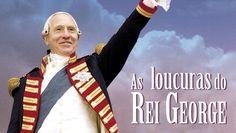 """""""As loucuras do Rei George"""" - Londres, Inglaterra, 1788. O poderoso e energético Rei George III, da Casa de Hanôver, aos 50 anos de idade governa o país e cumpre sua agenda de monarca com todo rigor de sempre.Porém, algumas atitudes parecem fora do comum, sua saúde já não é a mesma... Quando surtos de demência parecem ser irreversíveis, um terapeuta pouco convencional, Dr. Francis Willis, é chamado. Interpretado por Nigel Hawthorne, no papel do rei, e Helen Mirren no papel da rainha."""