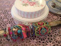 Bracelets Ibiza style