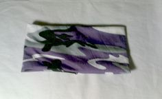 Purple camo lightweight wide headband by HSEMASKA on Etsy Purple Camo, Camping Outfits, Archery Hunting, Wide Headband, Hunting Clothes, Independence Day, Holiday Gifts, Birthday Gifts, Etsy Seller