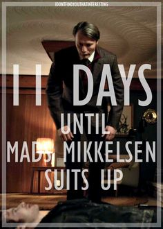 Hannibal Season 2 Countdown- 11 Days