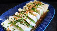 Tofu Avocado Salad Avocado Salad, Tofu, Feta, Cheese, Cooking, Recipes, Cucina, Kochen, Rezepte