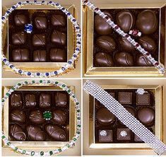 yours truly did a little research to find out what are the most expensive chocolates in the world. I hope this also interests you as much as it does me… Expensive Chocolate, Chocolates, American Akita, Most Expensive, Cherry, Fruit, Amazing, Gifts, Food