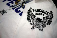 PRECIOUS 系列 HEART - S3 NT$/ 850 (L/T-Shirt) NT$/ 680 (S/T-Shirt) 2-4/Colors