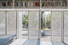 Galeria de Biblioteca Móvel ALUNOS 47 / PRODUCTORA - 2
