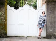 Nicole Miller Mercedes Lumen Dress - Transitional Tribal #lovemosaic
