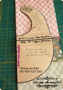 free pattern adult bibs - Bing images | Adult Bibs and ...
