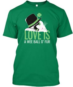 Cats for St. Pat's!   Teespring