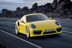 Nova Porsche 911 Turbo e Turbo S chega no Brasil no primeiro semestre de 2016
