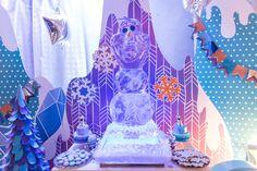 children's birthday, candy bar, holiday decoration, ice bar, decor, snow decor, день рождения, дети, детский день рождения, оформление дня рождения, оформление детских праздников, день рождения мальчика, холодное сердце
