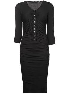 GOMEZ GRACIA - button up t-shirt dress 6